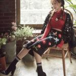 可愛い好き女子必見♪大人フェミニン&ロマンチックでキュンとなるCHLO.D.MANONのファッション