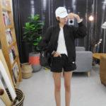 プチプラGAENSOのちょっぴり大人な20代韓国ファッション・秋コーデ♪