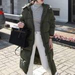 韓国ファッションがお手本♡定番ダウンジャケットを今年らしく着こなすコーデ術