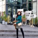 トレンドチェック柄をミニスカートorパンツで叶える冬の韓流コーデ♡