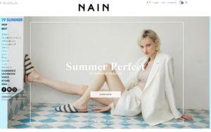 NAIN(ナイン)の特徴