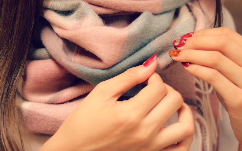 韓国服の秋のトレンドファッション